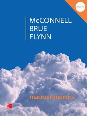 Solutions for Macroeconomics, 20th Edition