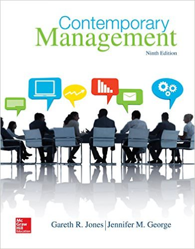 Solutions for Contemporary Management, 9th Edition