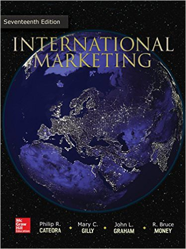 Solutions for International Marketing, 17th Edition