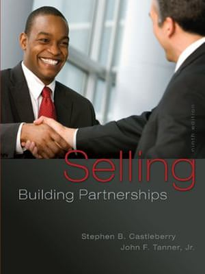 Solutions for Selling: Building Partnerships, 9th Edition