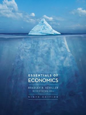 Solutions for Essentials of Economics, 9th Edition