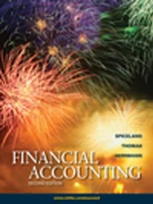 Solutions for Financial Accounting, 2nd Edition