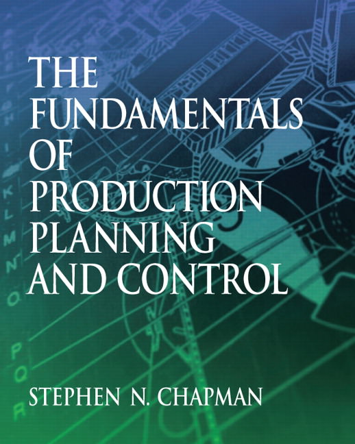 Fundamentals of Production Planning and Control Guide