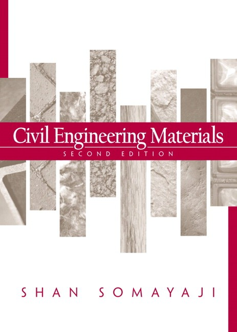 Solutions for Civil Engineering Materials, 2nd Edition
