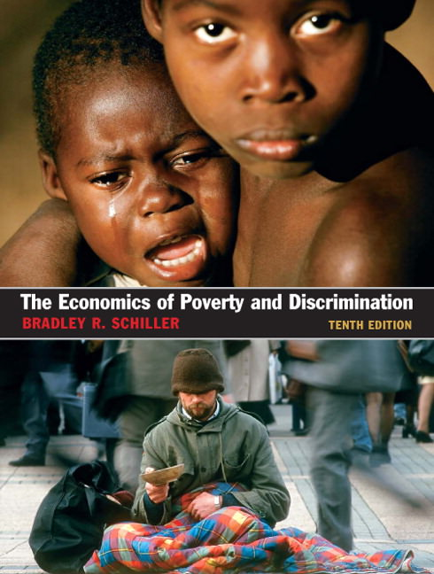 Solutions for Economics of Poverty and Discrimination, 10th Edition