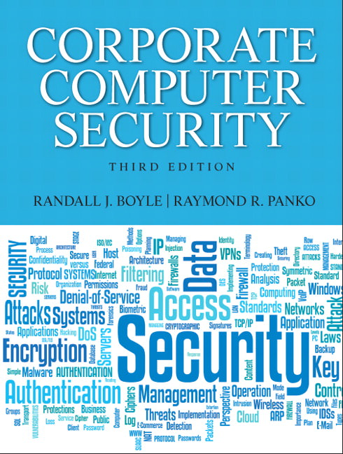 Solutions for Corporate Computer Security, 3rd Edition