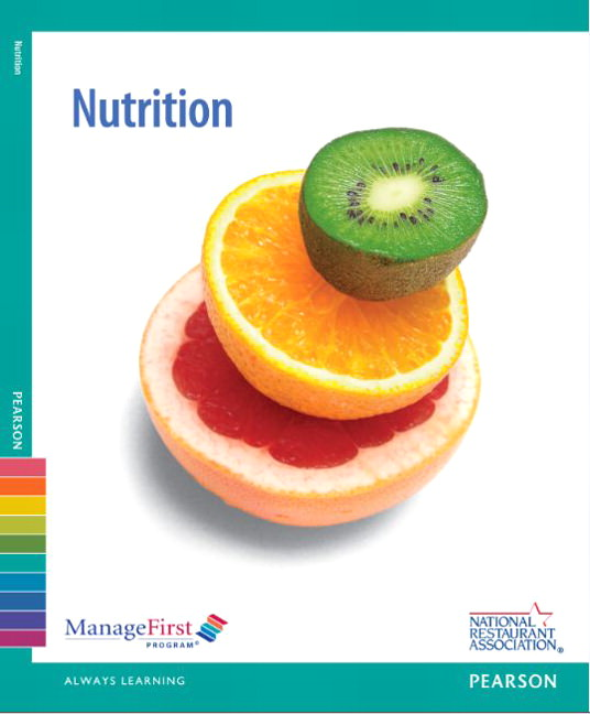 ManageFirst: Nutrition Guide