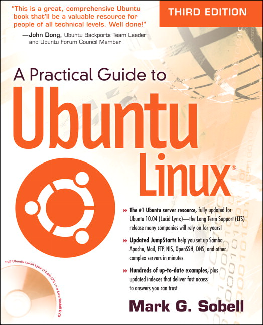 Solutions for Practical Guide to Ubuntu Linux, 3rd Edition