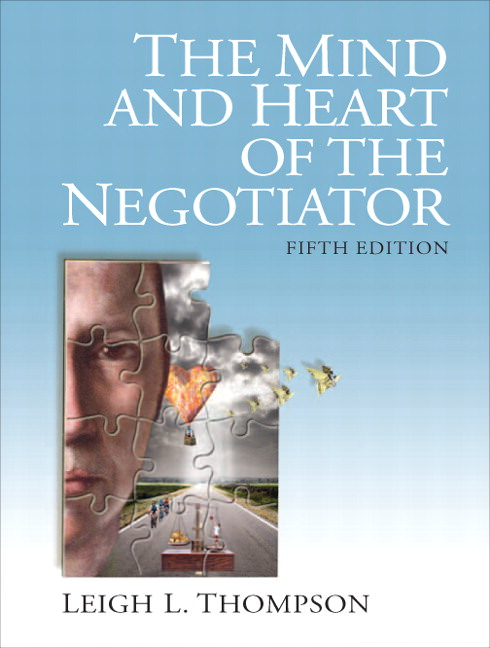 Mind and Heart of the Negotiator Guide