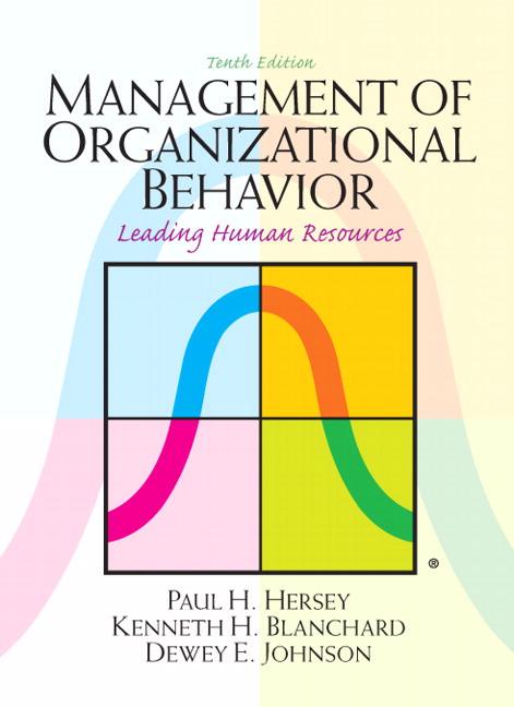 Management of Organizational Behavior Guide