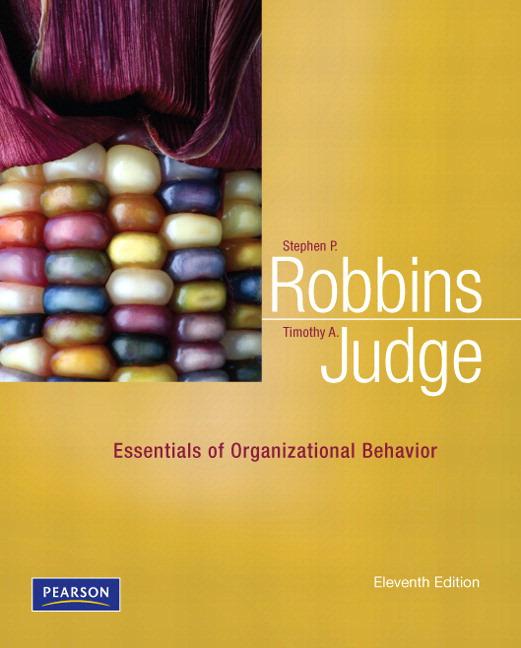 Essentials of Organizational Behavior Guide