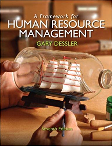 Solutions for A Framework for Human Resource Management , 7th Edition