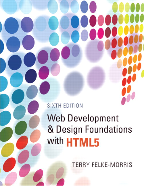 Web Development and Design Foundations with HTML5 Guide