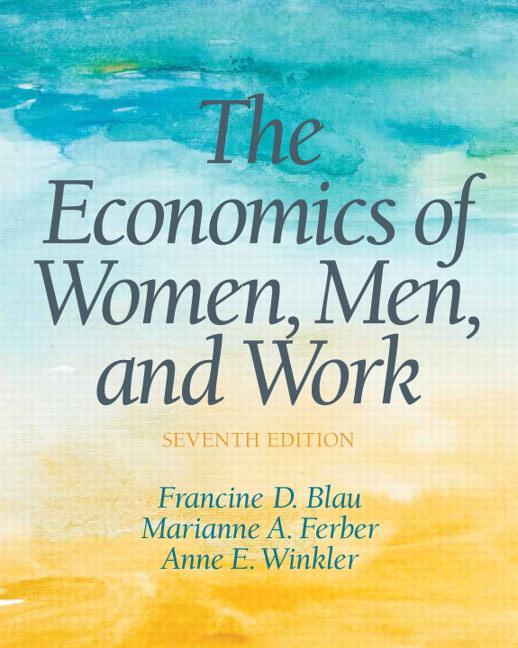 Economics of Women, Men and Work Guide