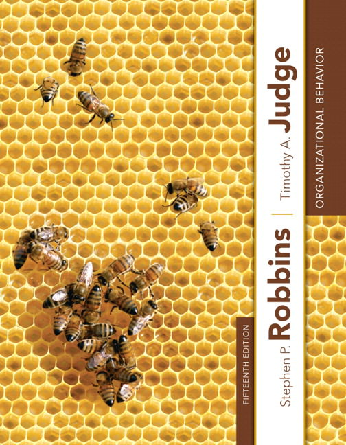 Solutions for Organizational Behavior, 15th Edition