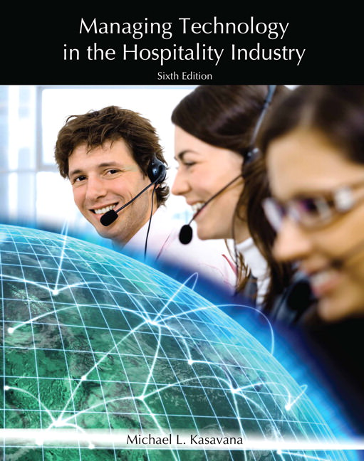 Managing Technology in the Hospitality Industry Guide