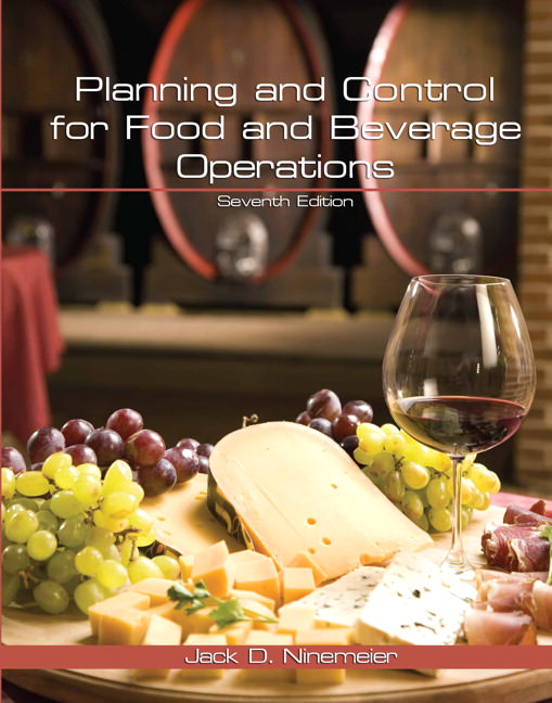 Planning and Control for Food and Beverage Operations Guide