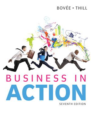 Solutions for Business in Action, 7th Edition