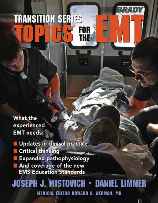Transition Series: Topics for the EMT Guide