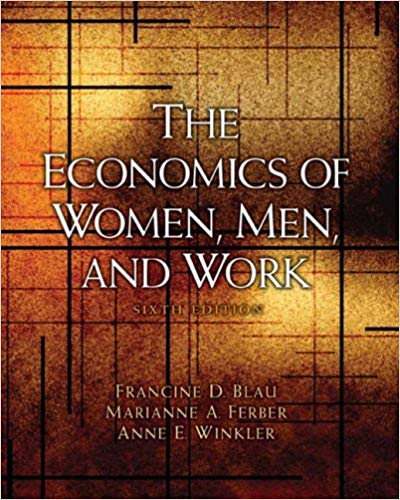 Economics of Women, Men, and Work Guide