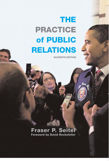 The Practice of Public Relations Guide