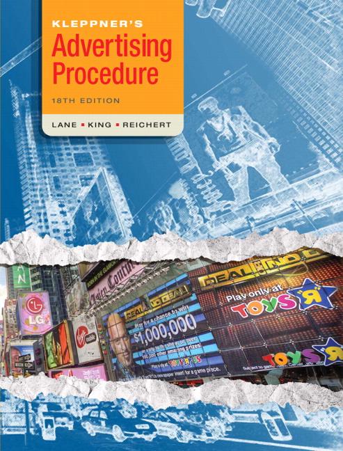 Kleppner's Advertising Procedure Guide