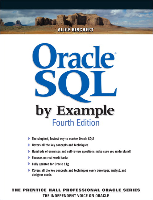 Oracle SQL by Example Guide