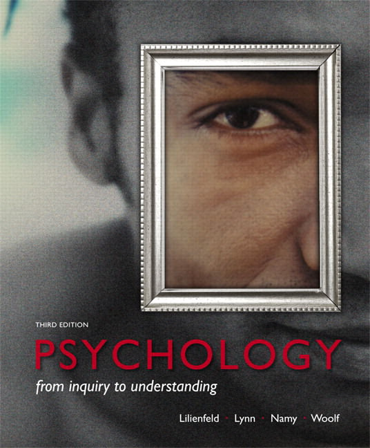Psychology: From Inquiry to Understanding Guide