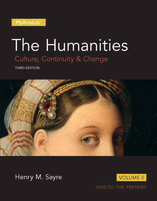 The Humanities: Culture Continuity and Change Volume II Guide