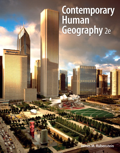 Contemporary Human Geography Guide
