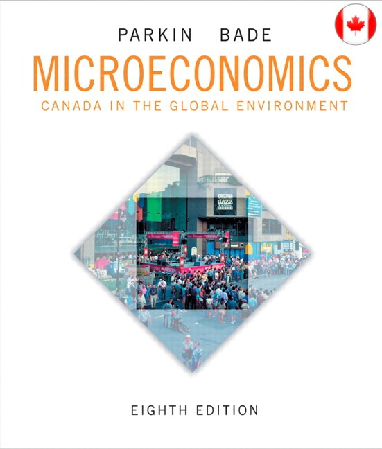 Solutions for Microeconomics: Canada in the Global Environment, 8th Edition