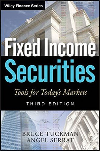 Fixed Income Securities: Tools for Today's Markets Guide