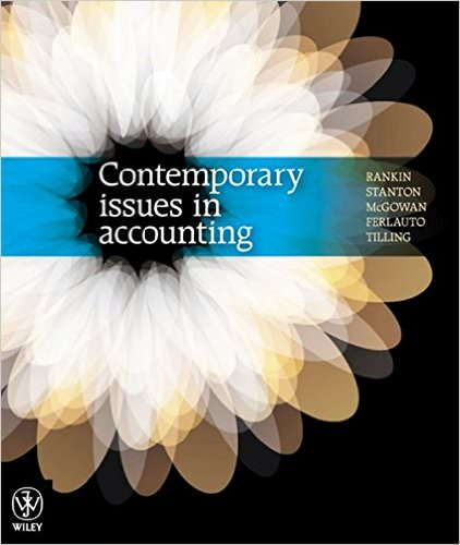 Contemporary Issues in Accounting Guide
