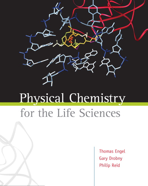 Solutions for Physical Chemistry for the Life Sciences, 1st Edition