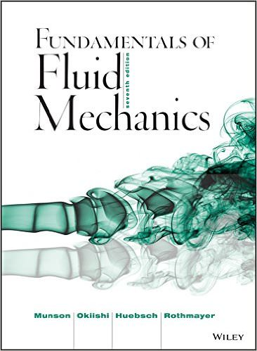 Solutions for Fundamentals of Fluid Mechanics, 7th Edition