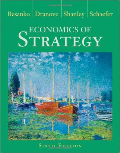 Solutions for Economics of Strategy, 6th Edition