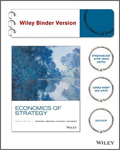 Economics of Strategy Guide