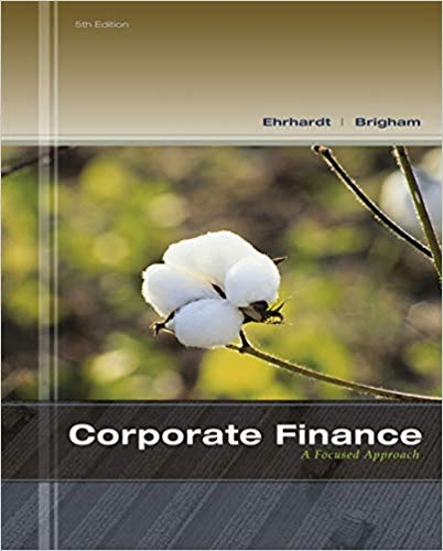Corporate Finance: A Focused Approach Guide