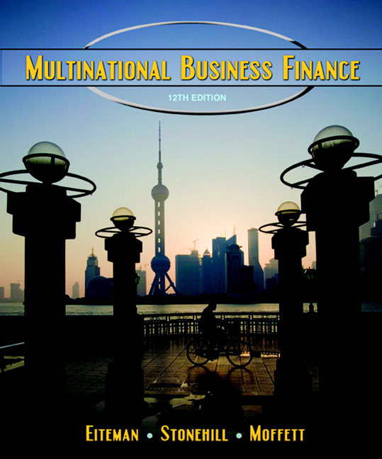Multinational Business Finance:United States Edition Guide