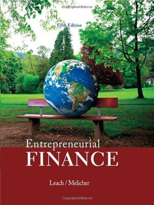 Entrepreneurial Finance Guide