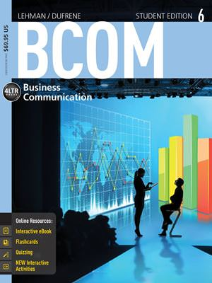 BCOM 6, 6th Edition Solutions
