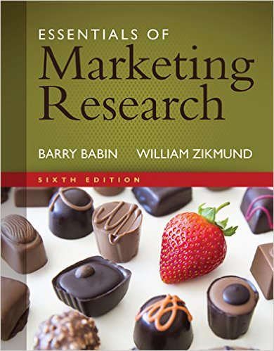 Essentials of Marketing Research Guide
