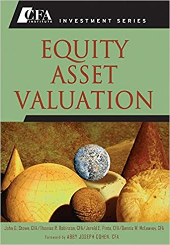 Equity Asset Valuation Guide