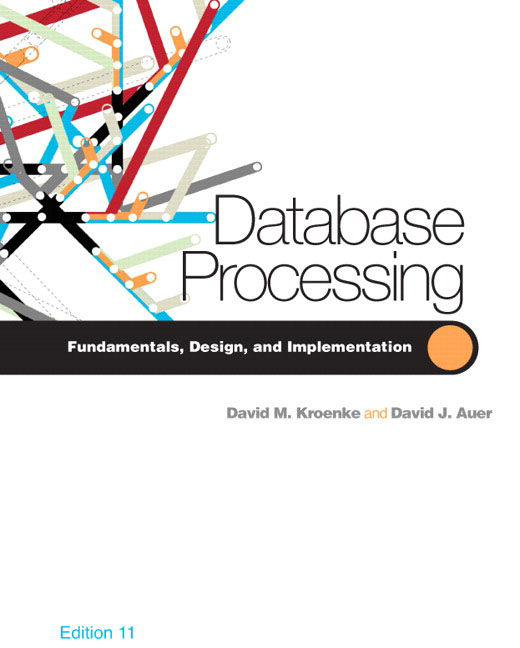 Database Processing : United States Edition Guide