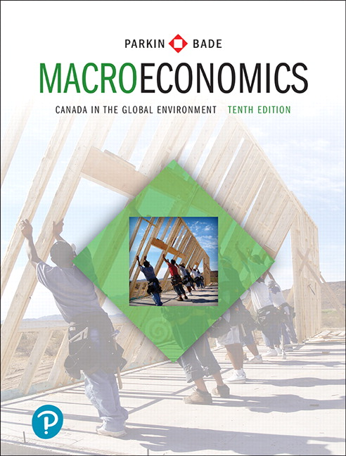 Macroeconomics: Canada In The Global Environment Guide