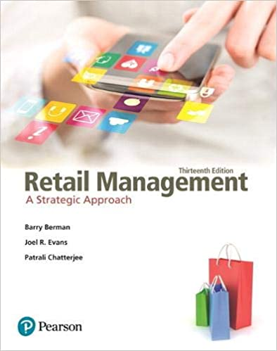 Retail Management: A Strategic Approach  Guide