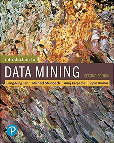 Introduction To Data Mining  Guide