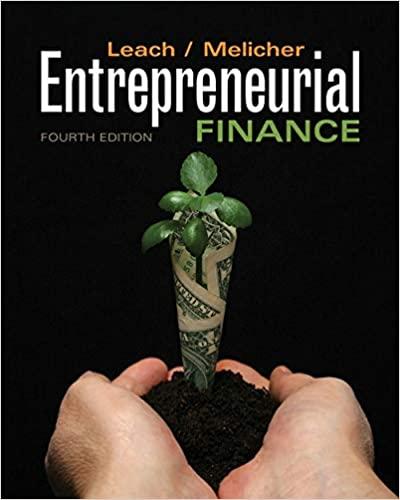 Entrepreneurial Finance Guide