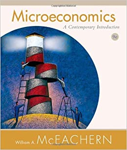 Microeconomics: A Contemporary Introduction Guide