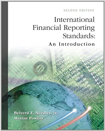 International Financial Reporting Standards: An Introduction Guide